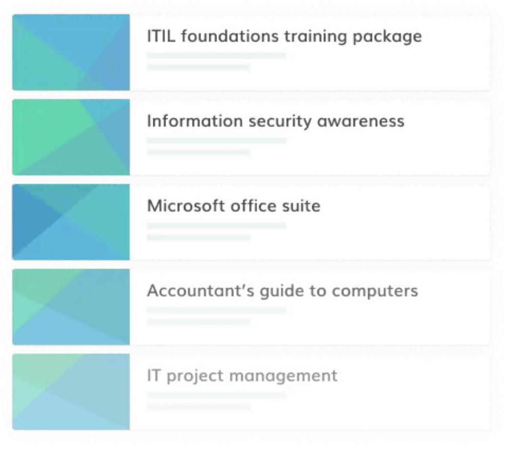 Online IT skills courses